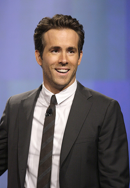 Ryan Reynolds on The Tonight Show with Jay Leno on September 22, 2010