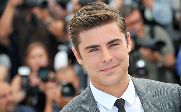 Zac Efron at the Paperboy Photocall at the 65th Annual Cannes Film Festival on May 24, 2012
