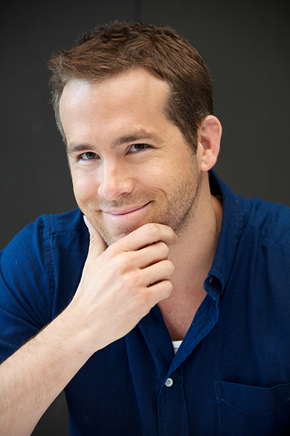 Ryan Reynolds at the Turbo Press Conference in New York City on July 11, 2013