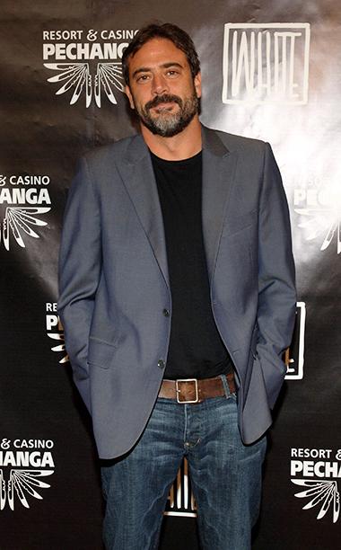 Jeffrey Dean Morgan in California on June 27, 2007
