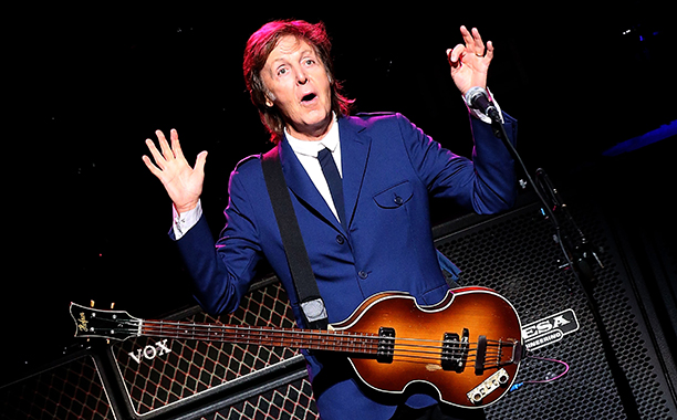 That Paul McCartney Died and Is Being Impersonated by a Double
