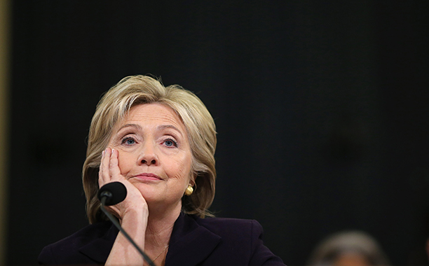 Hillary Rodham Clinton Before the House Select Committee on Capitol Hill on October 22, 2015