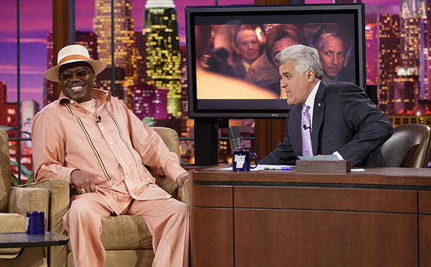 Bernie Mac on The Tonight Show with Jay Leno on June 6, 2007