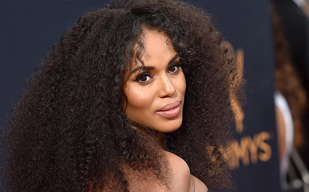 GALLERY: Literary Social Media Stars: GettyImages-610467982.jpg Kerry Washington arrives at the 68th Annual Primetime Emmy Awards at Microsoft Theater on September 18, 2016 in Los Angeles, California.