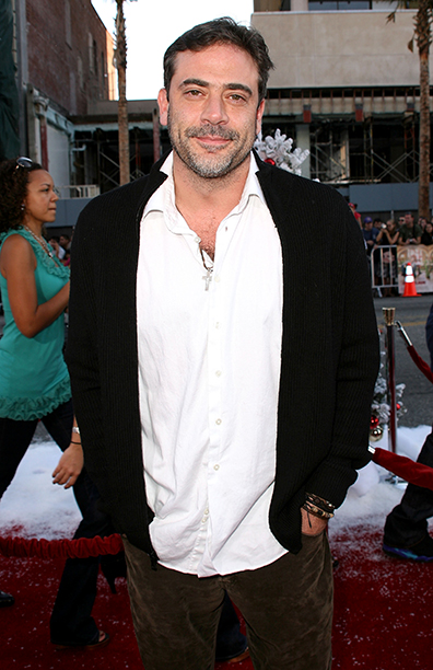Jeffrey Dean Morgan in Hollywood, California on November 3, 2007