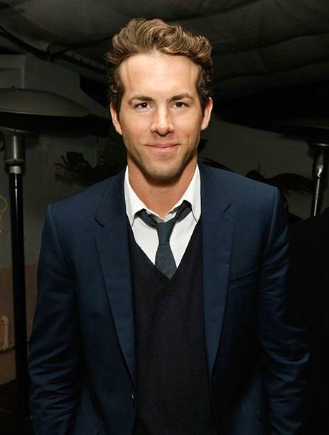 Ryan Reynolds at the Santa Barbara Film Festival World Premiere of Definitely, Maybe on January 24, 2008