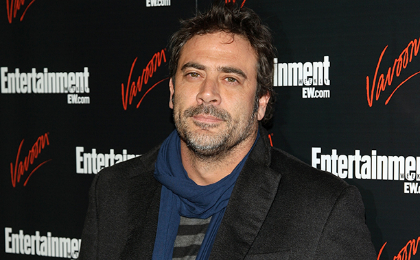 Jeffrey Dean Morgan in New York City on May 13, 2008