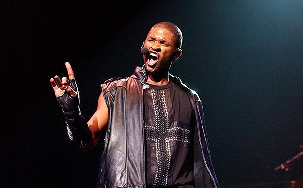 Usher in 2003