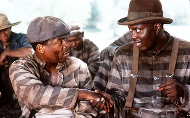 Bernie Mac With Martin Lawrence in Life in 1999
