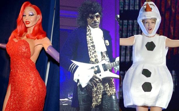 Hollywood's Halloween 2015