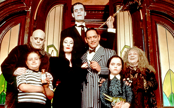 The Addams Family (Netflix)