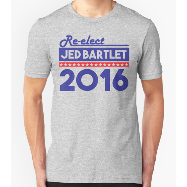 Re-Elect Jed Bartlet 2016