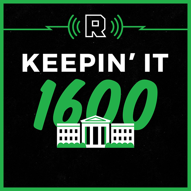 GALLERY: Best Podcasts of 2016: ALL CROPS: Keepin' it 1600 logo PODCAST