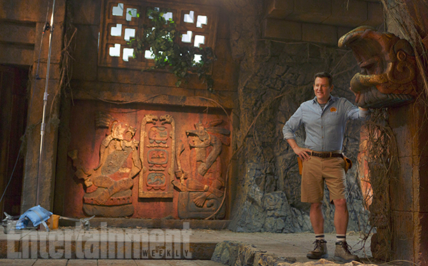 'The Legends of the Hidden Temple'