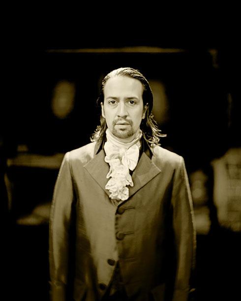 Lin-Manuel Miranda as Alexander Hamilton