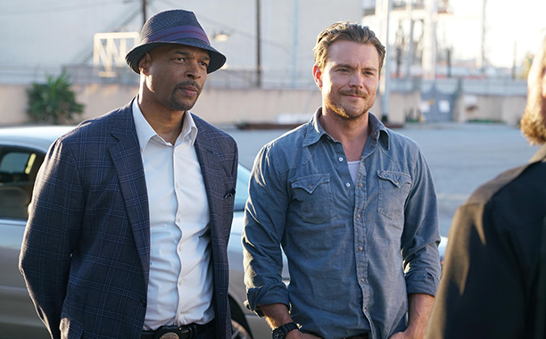Lethal Weapon (Wednesdays, 8 p.m. ET on Fox)