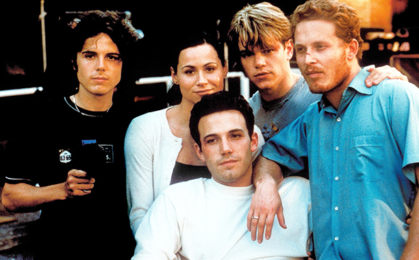 Casey Affleck and Ben Affleck, Good Will Hunting