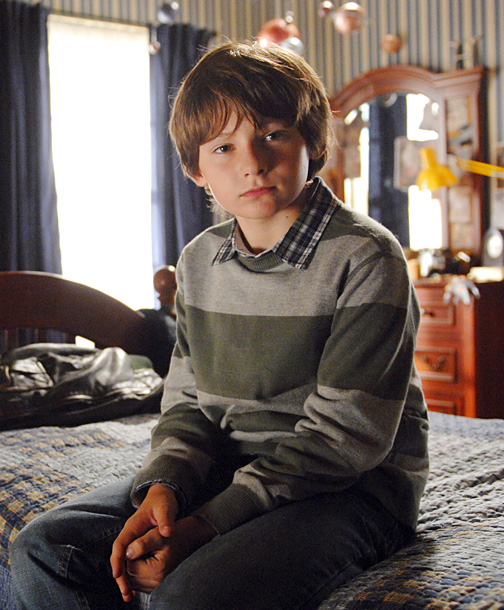Once Upon a Time | To be fair, Henry's (Jared S. Gilmore) screen time has drastically decreased as Once 's freshman year has progressed — and absence makes the heart…
