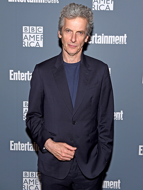 Peter Capaldi (Doctor Who)