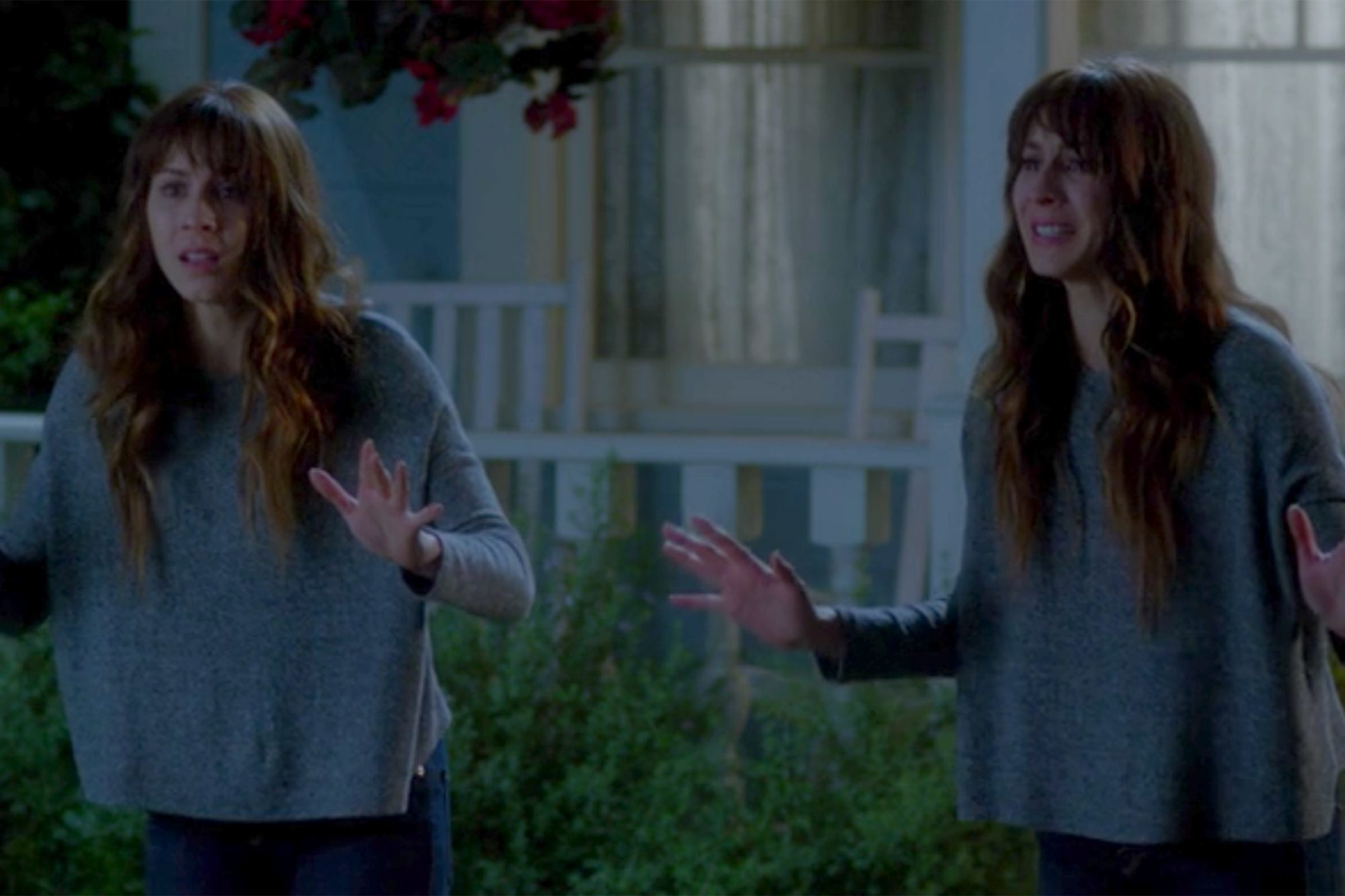 Prety Little Liars Spencer and twin