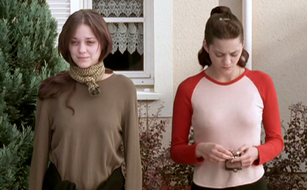 Marion Cotillard as Marie and Lucie in Pretty Things