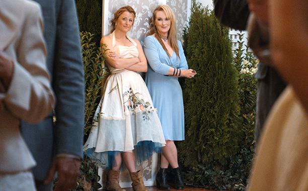 Mamie Gummer and Meryl Streep, Ricki and the Flash
