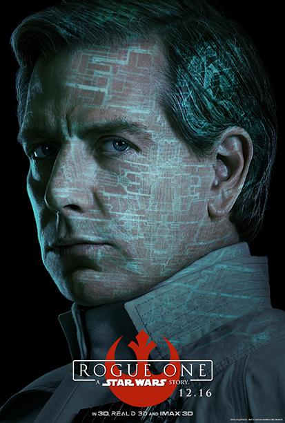 Director Orson Krennic (Ben Mendelsohn)