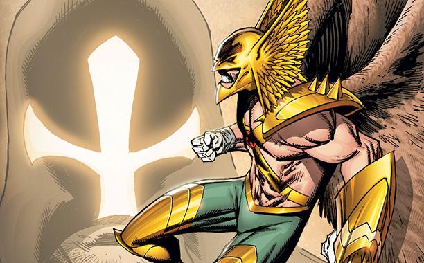 5 . Hawkman