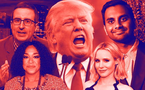 Stars Against Donald Trump