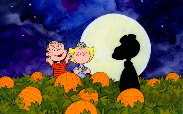 """Charlie Brown, """"It's the Great Pumpkin"""""""