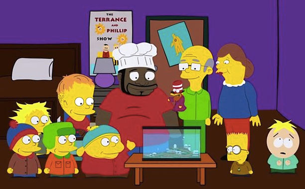 """""""The Simpsons Already Did It"""""""