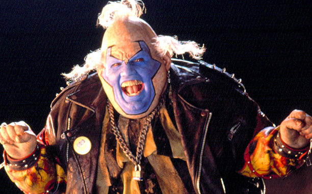 At first, The Clown appears to be nothing more than a repulsive demon sent to antagonize Spawn into fulfilling his role as one of Hell's…