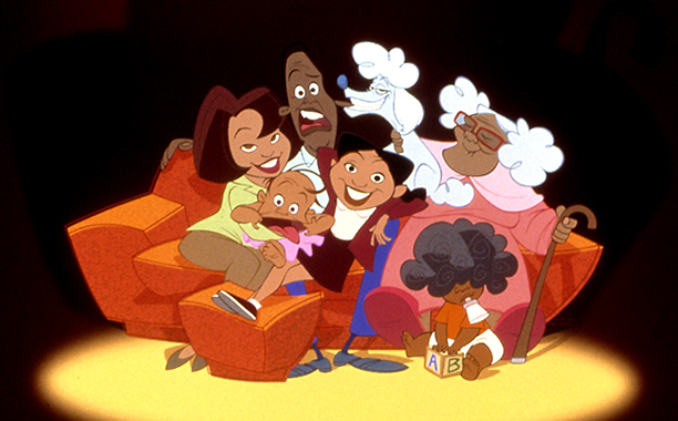 6. The Proud Family (2001-2005)