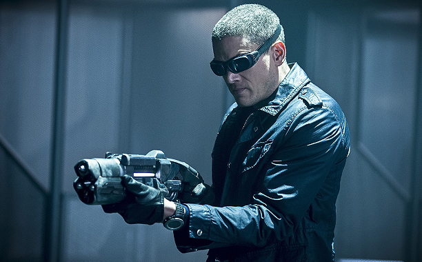 Captain Cold,Legends of Tomorrow(2016)