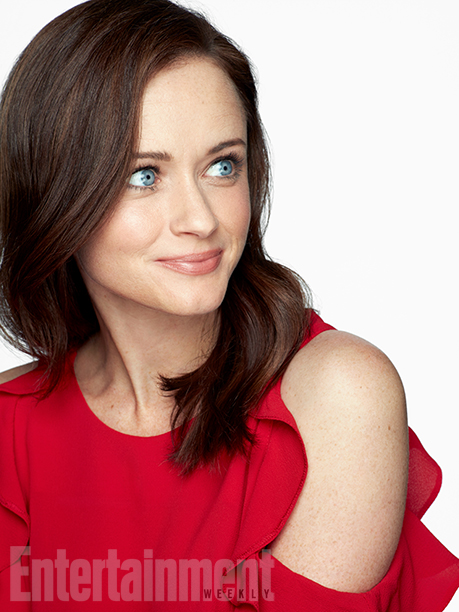 Alexis Bledel (Rory Gilmore)