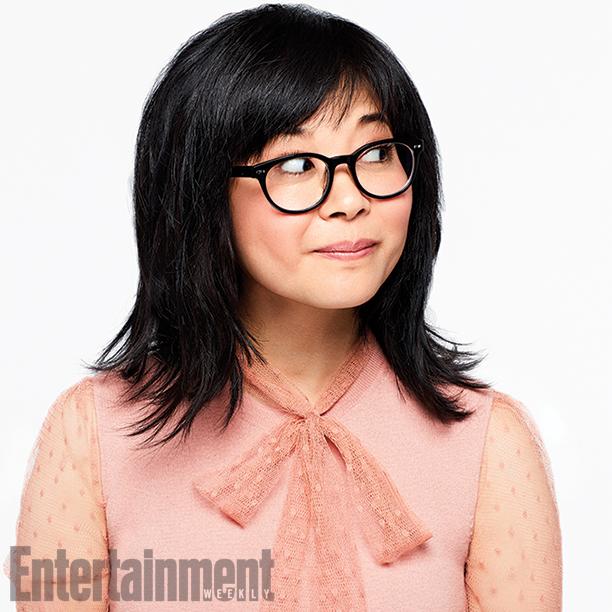 Keiko Agena (Lane Kim)