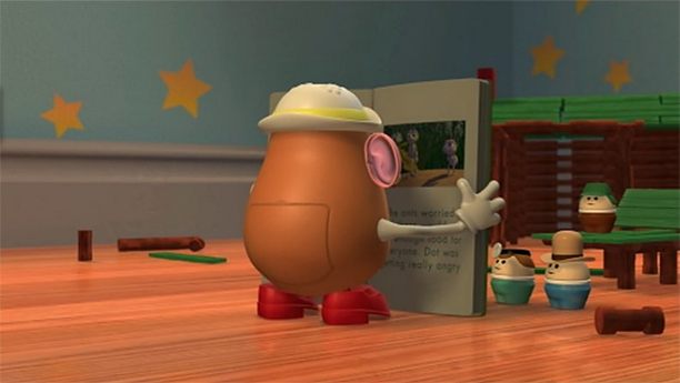 A Spud's Life (Toy Story 2)