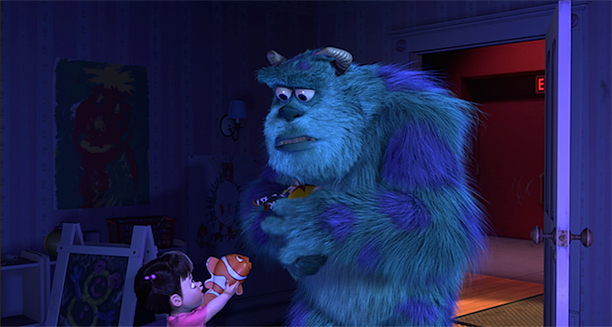 Boo's Collection (Monsters, Inc.)