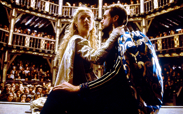 3. Shakespeare in Love (1998)