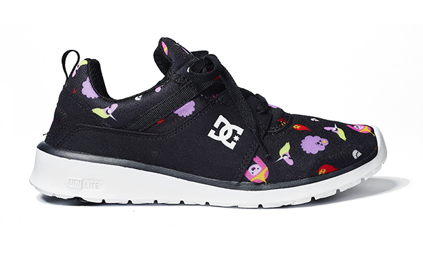 Adventure Time DC Shoes