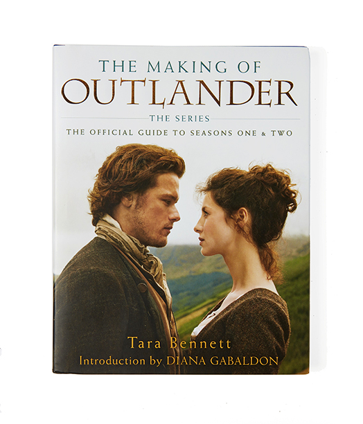 The Making of Outlander book