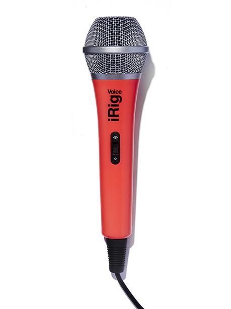 iRig Voice Handheld Microphone