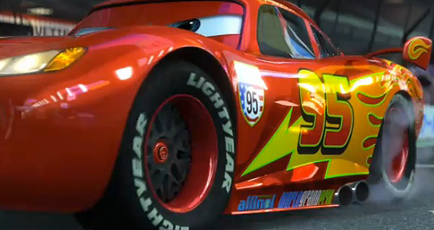 Burning Rubber (Cars)