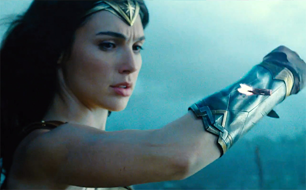 Inside the Wonder Woman trailer