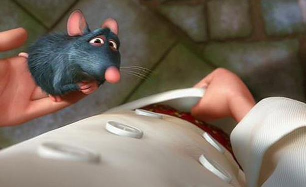 Chefs are Super (Ratatouille)
