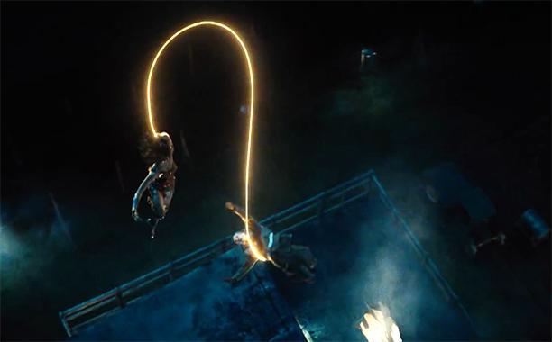 Inside the Wonder Woman trailer