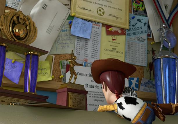 Pen Pals (Toy Story 3)