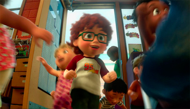 At the Races (Toy Story 3)