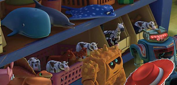 Ray of Sunnyside (Toy Story 3)