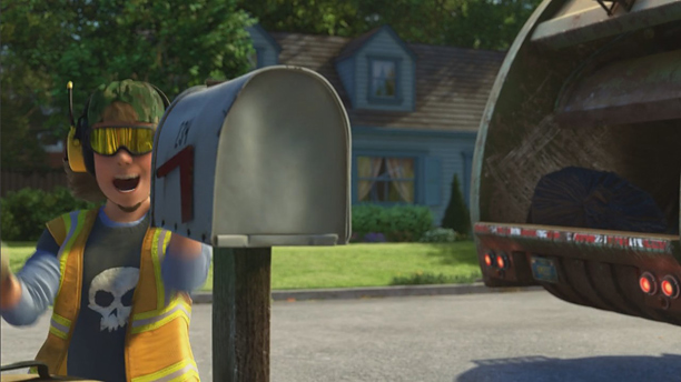 Sid's Future (Toy Story 3)